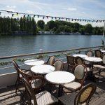 Restaurant en bord de Seine, Aqua Restaurant