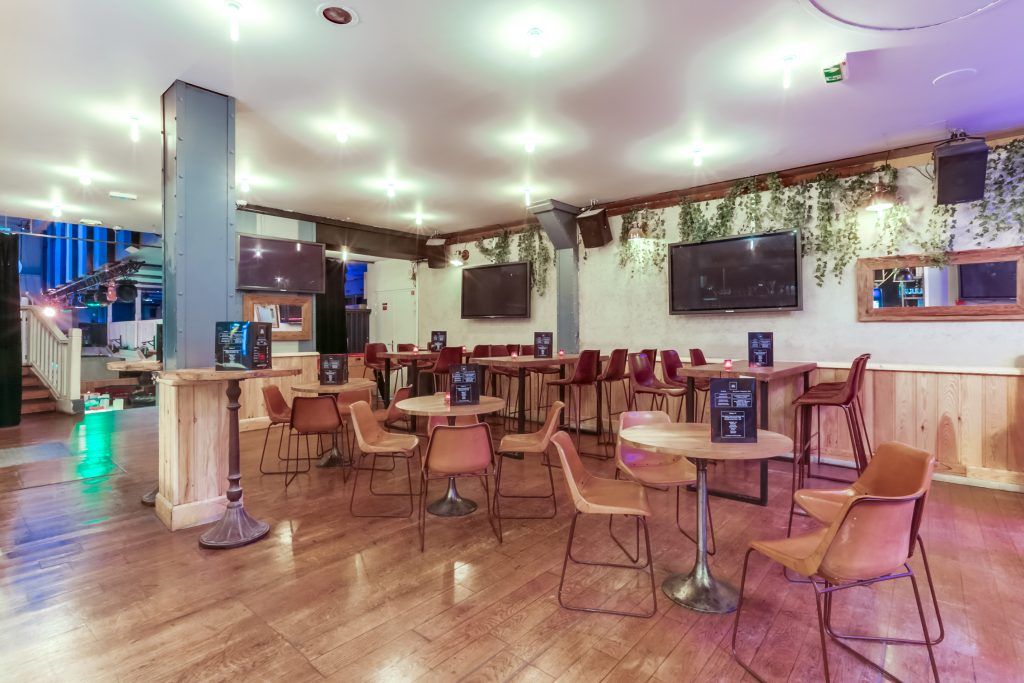 Bar, club, restaurant Bal Rock