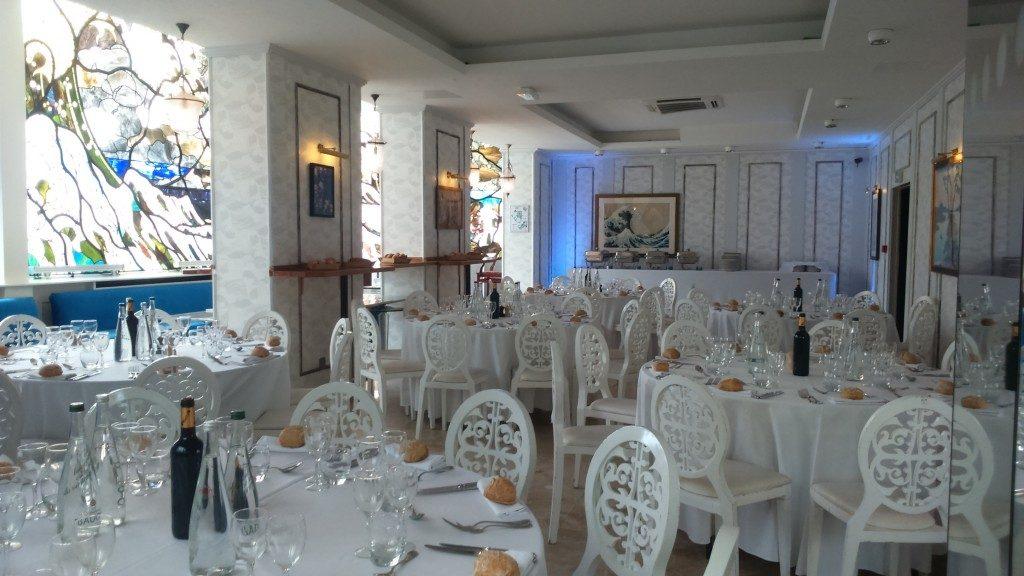 Salle de la Villa Frochot